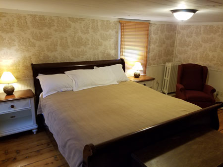 Isaac Merrill House Inn in North Conway, NH - Room #1