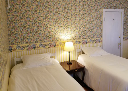 Isaac Merrill House Inn in North Conway, NH - Room
