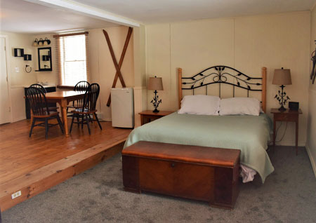 Isaac Merrill House Inn in North Conway, NH - Room #19
