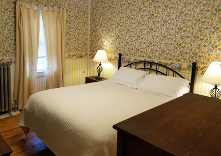 Isaac Merrill House Inn in North Conway, NH - Room #31