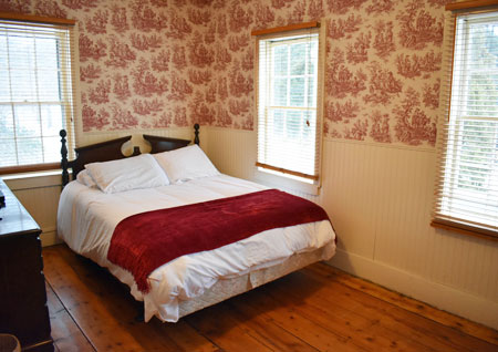 Isaac Merrill House Inn in North Conway NH - Room #7
